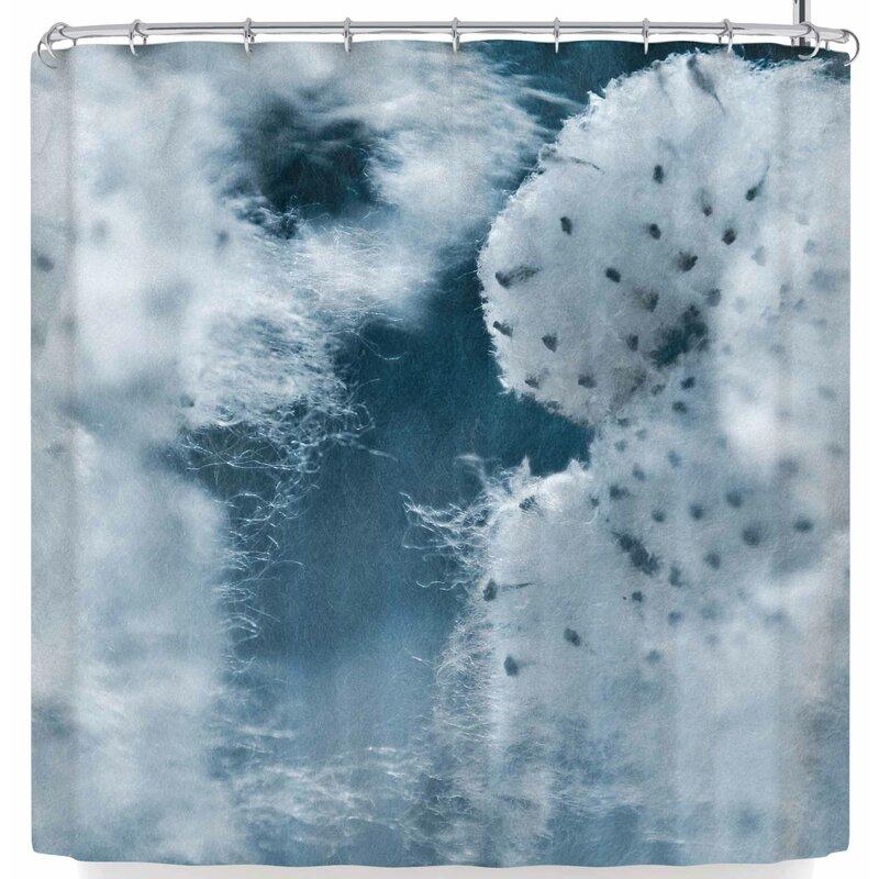 Iris Lehnhardt Head In The Clouds Shower Curtain