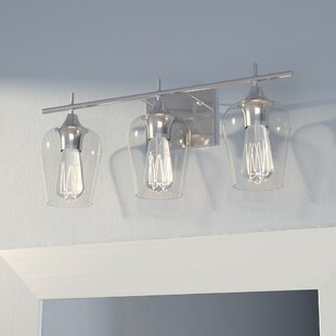 Bathroom Vanity Light Shades Wayfair - Bathroom vanity lights with shades