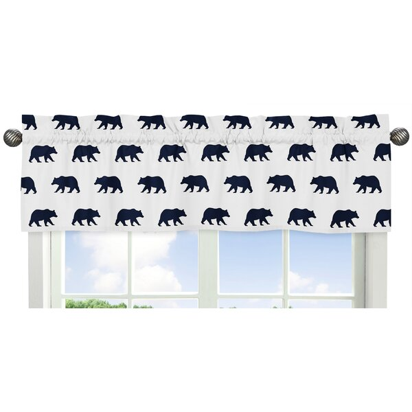 Big Bear 54 Window Valance by Sweet Jojo Designs