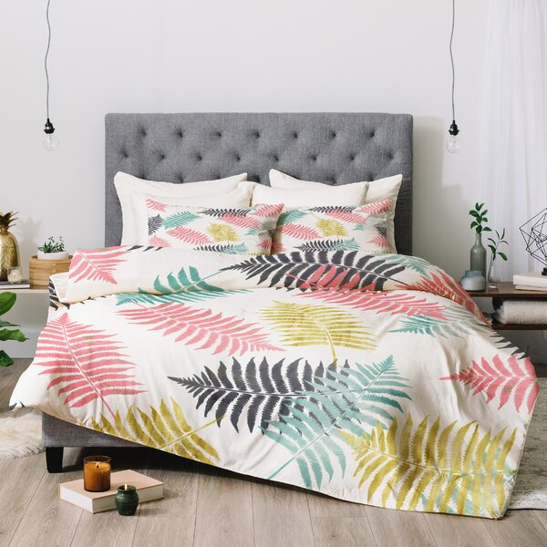 Emanuela Carratoni 3 Piece Comforter Set