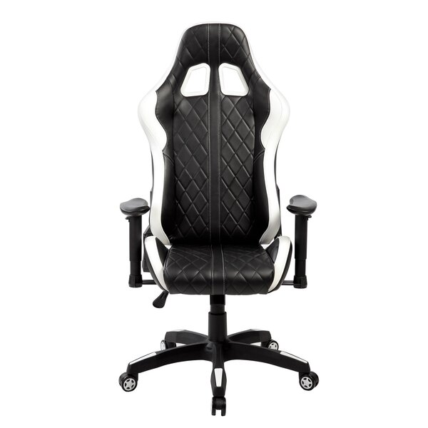 Diamond Quilted Racing Game Chair by eurosports