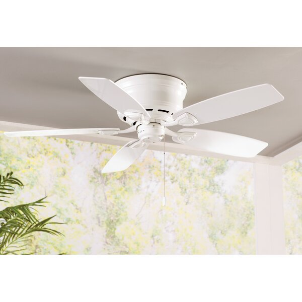 48 Sea Wind® 5-Blade Outdoor Ceiling Fan by Hunte