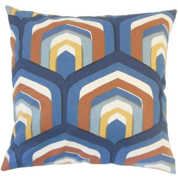 Jarrett Geometric Floor Pillow by Corrigan Studio