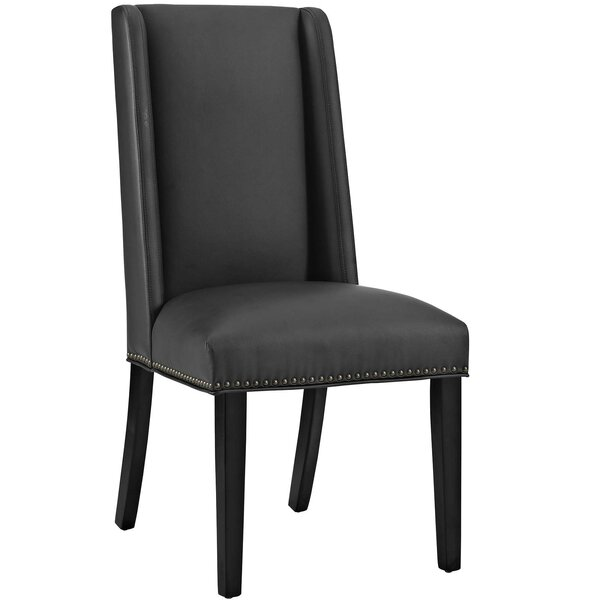 Gabilan Upholstered Dining Chair (Set of 4) by Andover Mills Andover Mills™