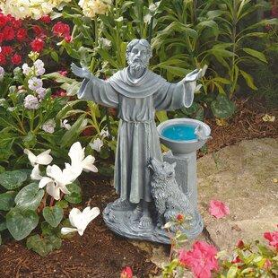 St. Francisu0027s Blessing Garden Statue
