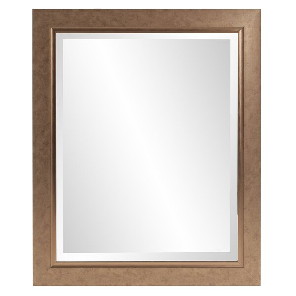 Wildes Rectangle Accent Mirror by Fleur De Lis Living