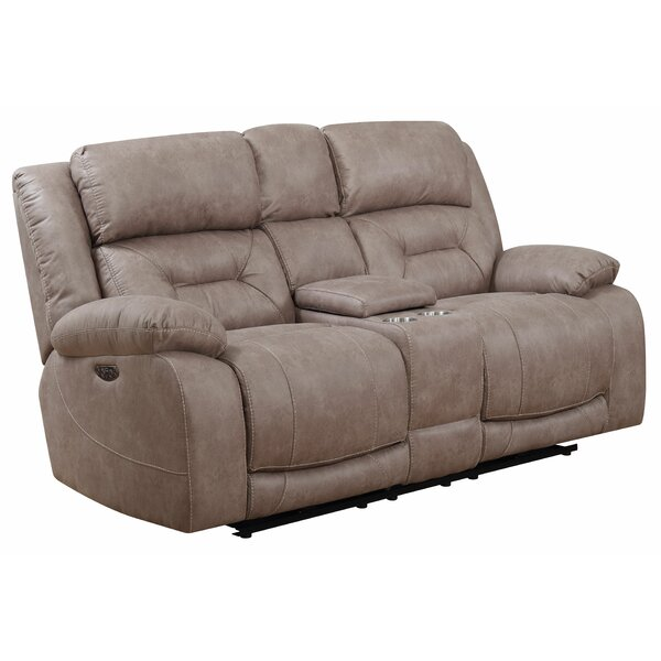 Darrow Reclining Loveseat by Red Barrel Studio