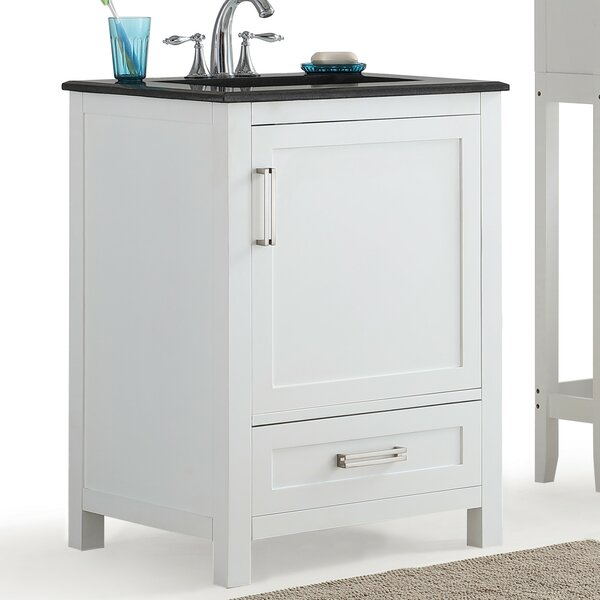 Evan 25 Single Bathroom Vanity Set by Simpli Home