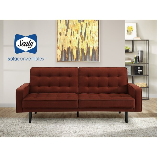 Free Shipping & Free Returns On Toluca Sofa Sleeper by Sealy Sofa Convertibles by Sealy Sofa Convertibles