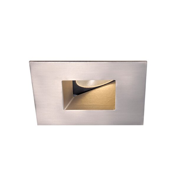 Tesla Adjustable LED 2 Square Recessed Trim by WAC Lighting