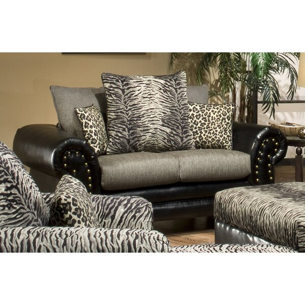 Caldwell Loveseat by dCOR design