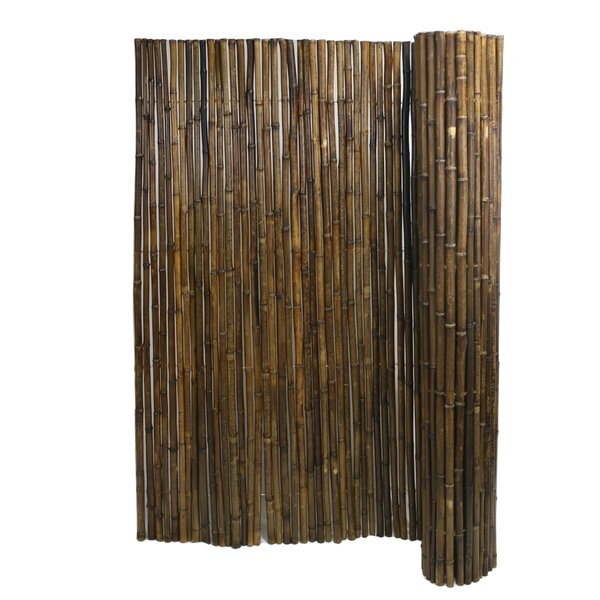 6 ft. x 8 ft. Bamboo Fence Panel by Backyard X-Scapes