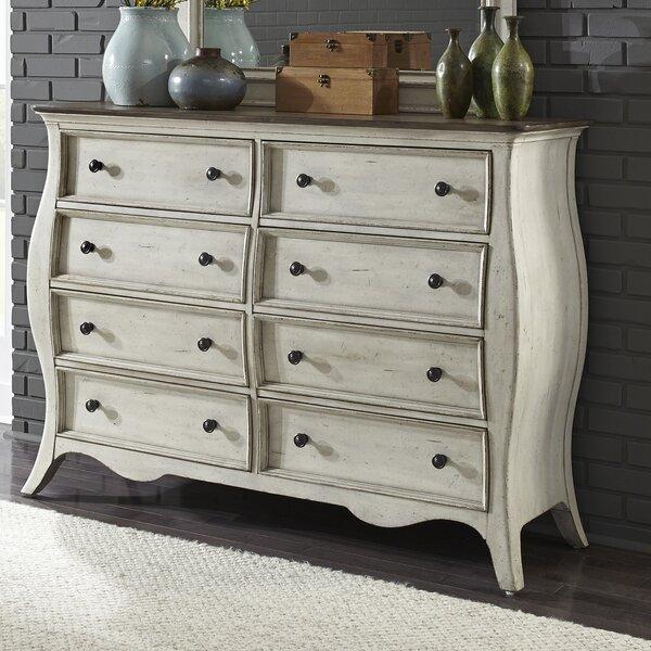 Toni 8 Drawer Dresser by One Allium Way