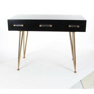 Gower Sophisticated Console Table by Brayden Studio