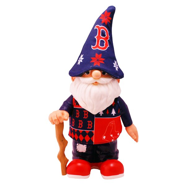 Boston Red Sox Real Ugly Sweater Figurine Statue by Forever Collectibles