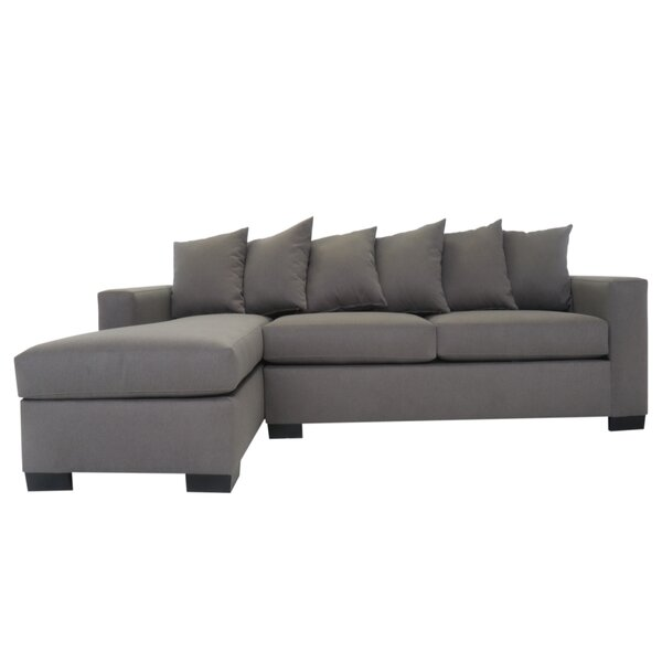 Hunstant Left Hand Facing Sectional by Brayden Studio
