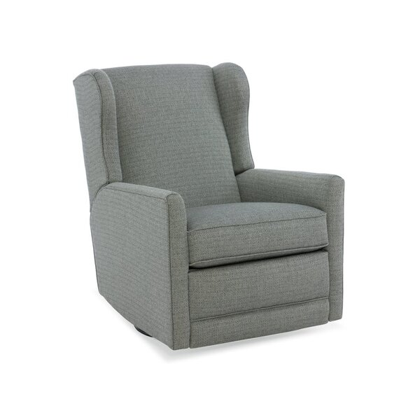 Jada Swivel Recliner by Sam Moore