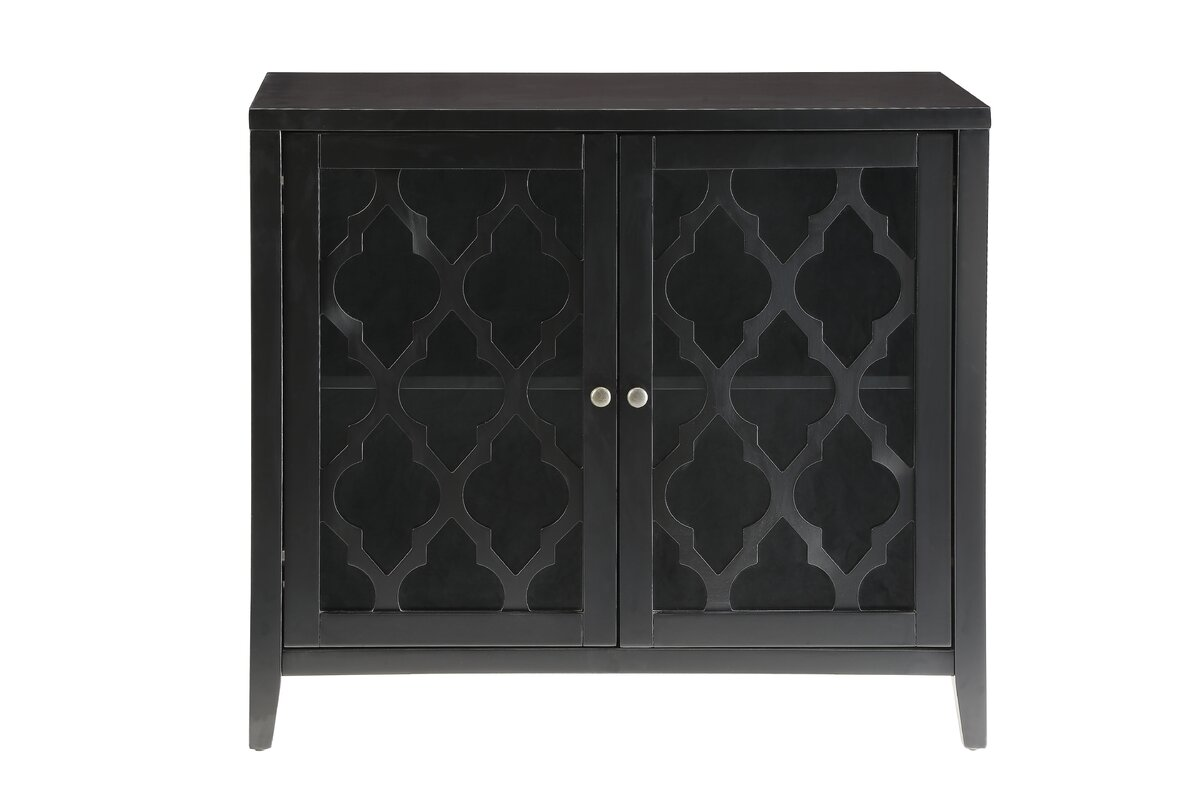 Acme furniture ceara 2 door accent cabinet reviews wayfair ceara 2 door accent cabinet eventshaper