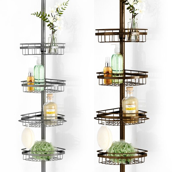 Shower Caddy By Rebrilliant.
