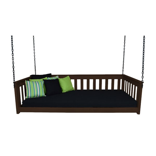 Concow Porch Swing by Ebern Designs