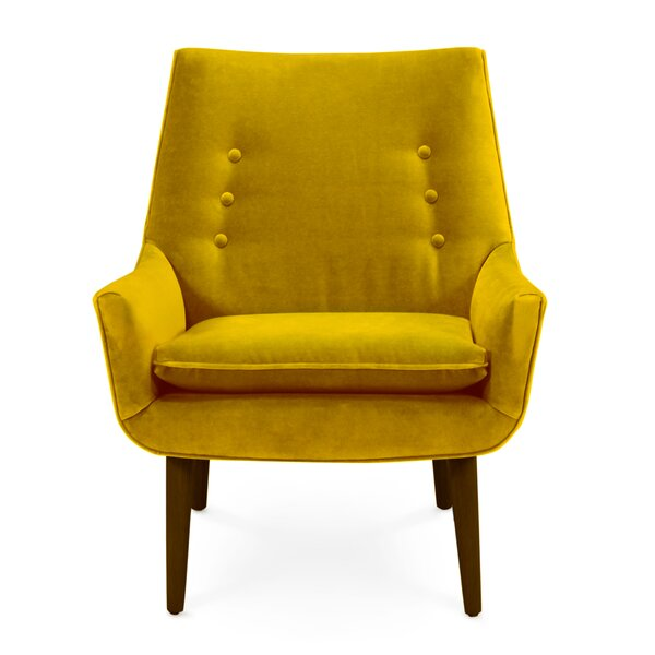 Mrs.Godfrey Armchair by Jonathan Adler