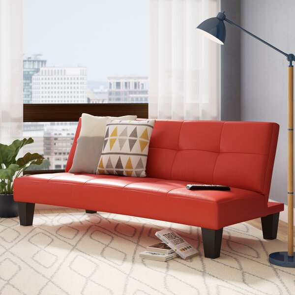 Chavez Convertible Sleeper Sofa by Ebern Designs