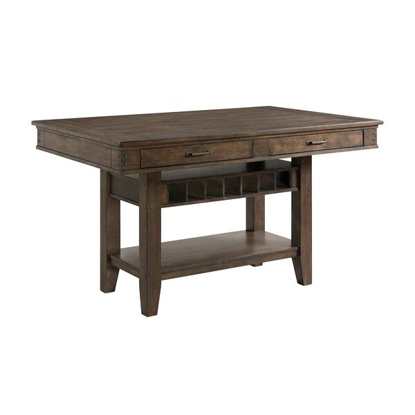 Potter Island Counter Height Island by Williston Forge