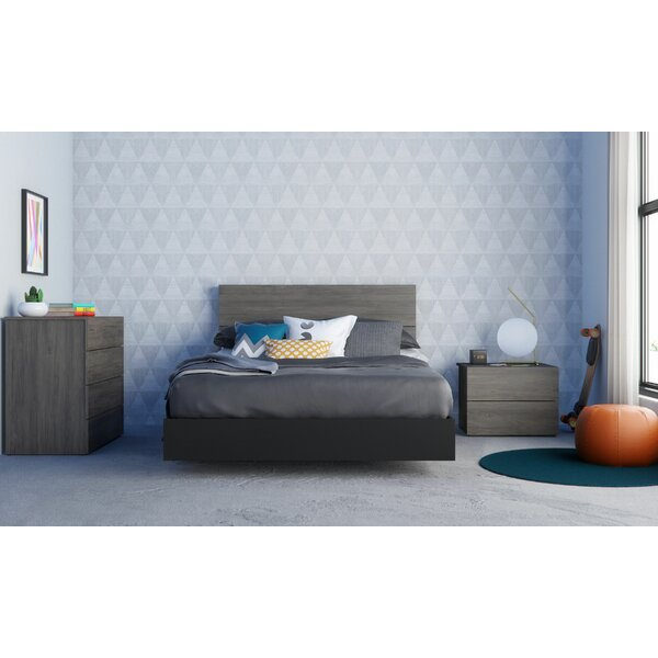 Ozdemir 4 Piece Bedroom Set by Ebern Designs