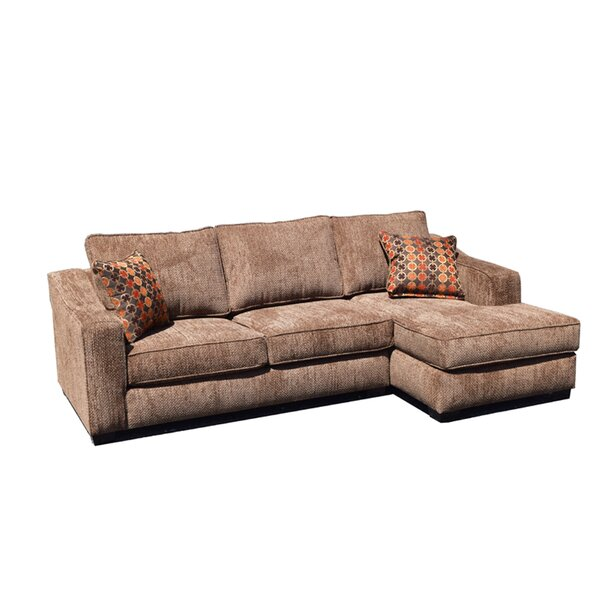 Geffrey Right Hand Facing Sectional By Union Rustic