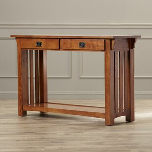 Best Price Brockton Console Table By Loon Peak