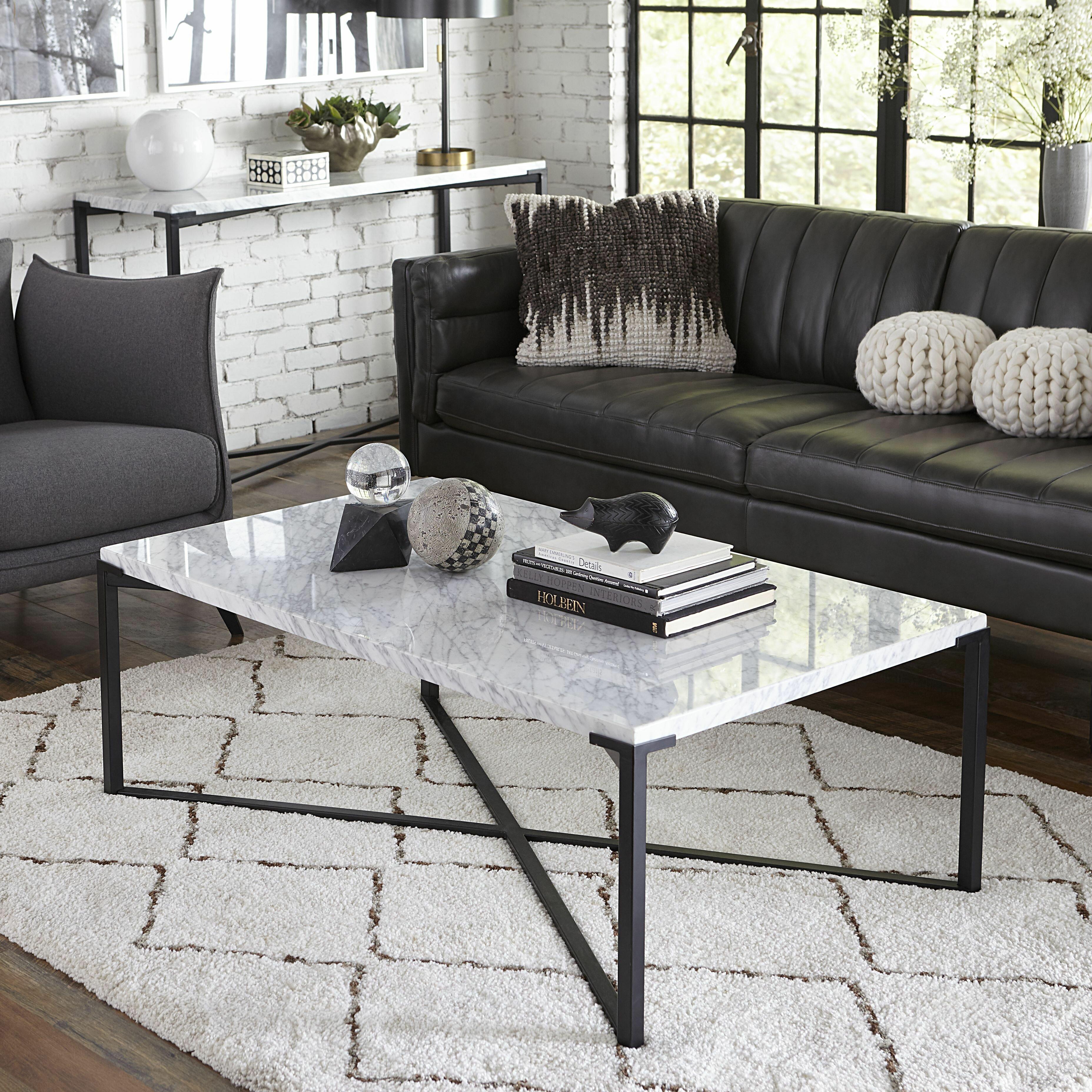 Sawyerville 2 Piece Coffee Table Set Joss Main