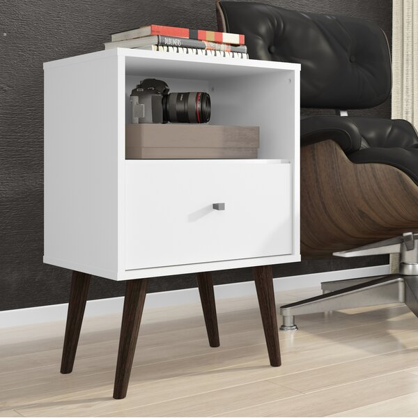 Amory 1 Drawer Nightstand by Trent Austin Design