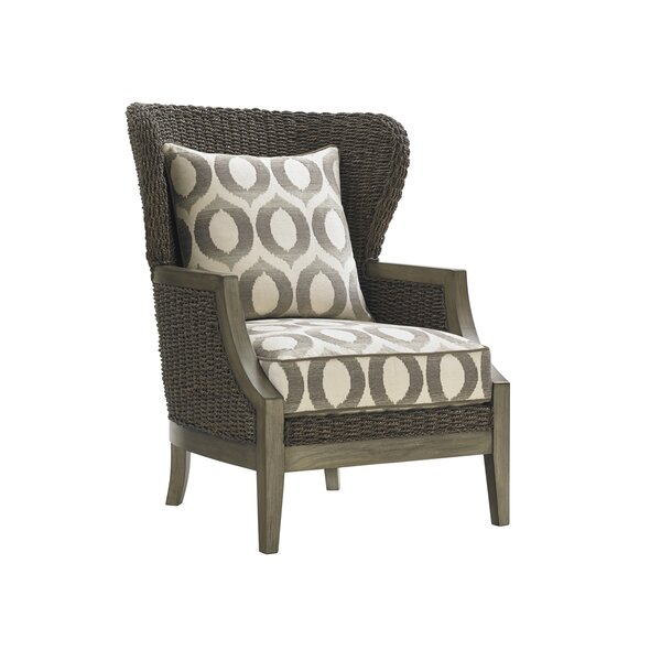 Oyster Bay Wingback Chair by Lexington Lexington