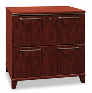 Enterprise 2-Drawer  File Cabinet by Bush Business Furniture
