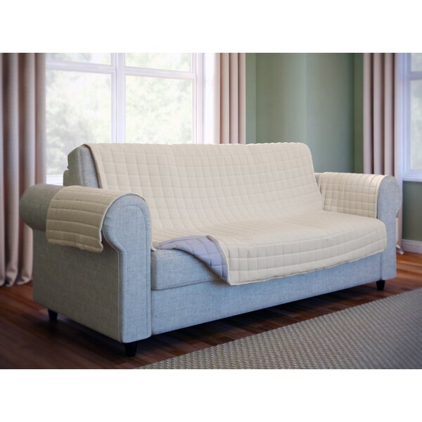 Wayfair Basics Box Cushion Sofa Slipcover by Wayfair Basics™