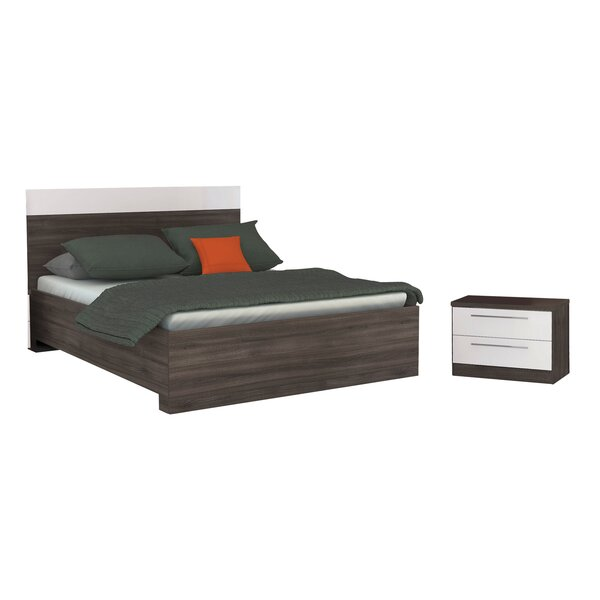Hassell Queen Platform Configurable Bedroom Set by Brayden Studio