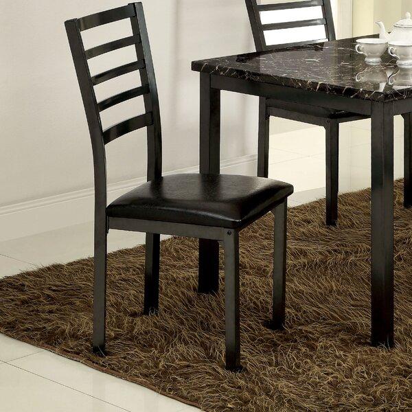 Crawford Upholstered Dining Chair (Set of 2) by Hokku Designs Hokku Designs