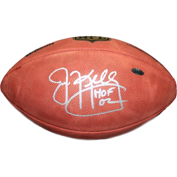 Jim Kelly Signed Duke Football by Steiner Sports