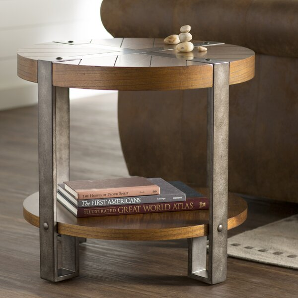 Vivienne End Table by Mistana
