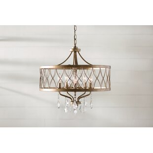Reviews Cece 5-Light Chandelier By Willa Arlo Interiors