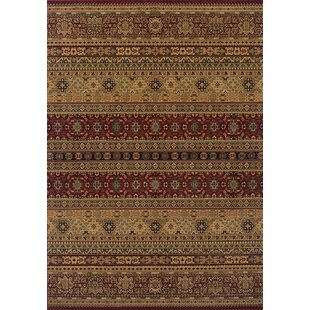 Haines Red Rug