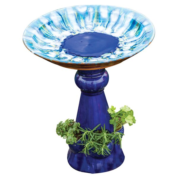 Michelle Birdbath by Evergreen Flag & Garden