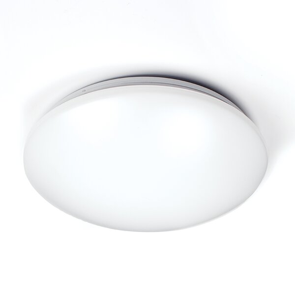 Glo LED White Ceiling/Wall Mount 3500K by WAC Lighting