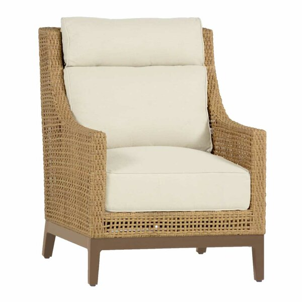 Peninsula Patio Chair with Cushion by Summer Classics