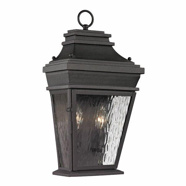Maxen 2-Light Outdoor Wall Lantern by Alcott Hill