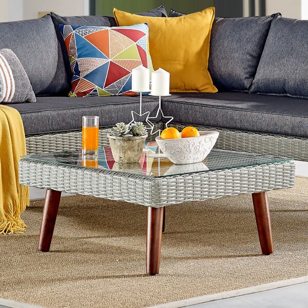 Panella Coffee Table by Highland Dunes