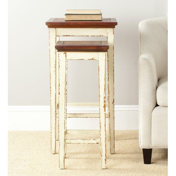 Swanigan 2 Piece Nesting Tables by August Grove