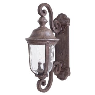 Ardmore 2-Light Outdoor Wall Lantern By Great Outdoors by Minka Outdoor Lighting