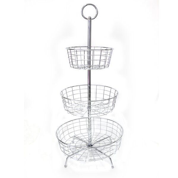3 Tier Shower Caddy by Rebrilliant