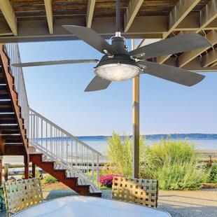 Best Price 56 Groton 5 Blade Ceiling Fan By Minka Aire
